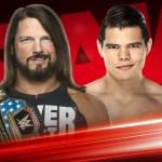 Report: WWE Raw 25-11-2019