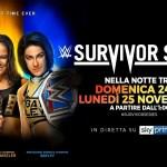 WWE: Risultati Survivor Series 2019