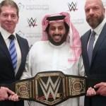 WWE: La crisi saudita potrebbe avere conseguenze disastrose