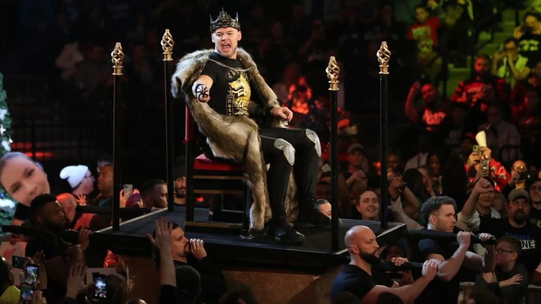 WWE/AEW: Una star della AEW provoca King Corbin