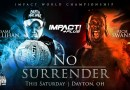 IMPACT WRESTLING: Risultati No Surrender 07-12-2019