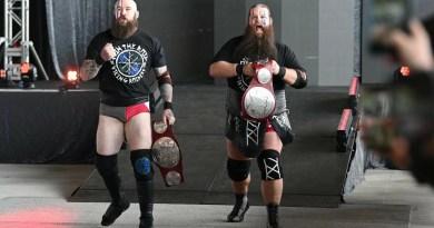 WWE: Rivelati gli avversari dei Viking Raiders a TLC?