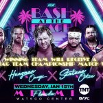 """Report: AEW Dynamite """"Bash at the Beach"""" 15-01-2020"""