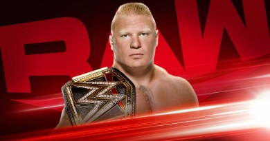 Report: WWE Raw 20-01-2020