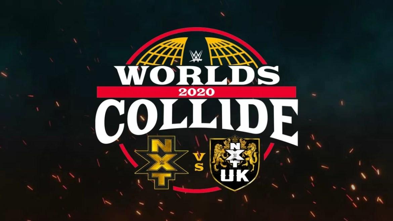 WWE: Risultati di Worlds Collide 2020