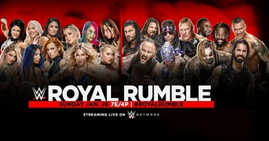 WWE: Superstar di assoluto livello torna alla Royal Rumble *SPOILER*