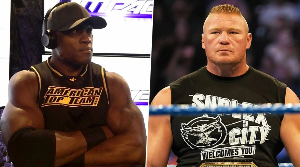 WWE: Bobby Lashley manda un messaggio a Brock Lesnar