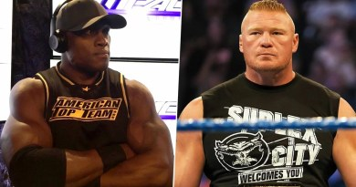 """Bobby Lashley: """"È il momento giusto per affrontare Brock Lesnar"""""""