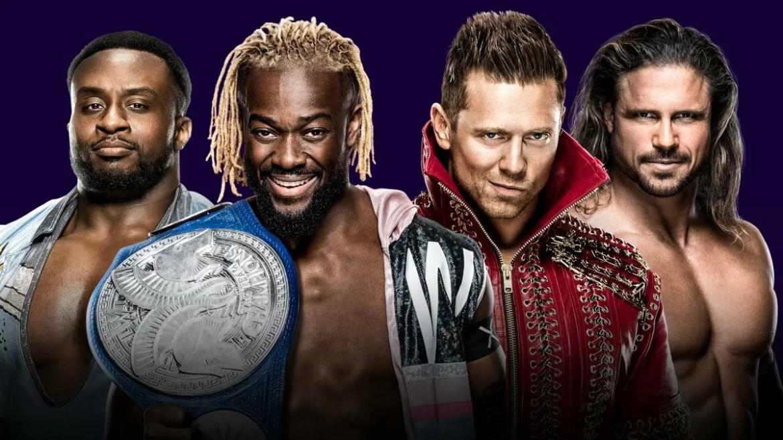 WWE: Rilasciate le quote per New Day vs The Miz & John Morrison