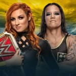 WWE: Shayna Baszler avvisa Becky Lynch