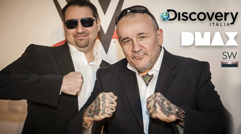 WWE su DISCOVERY ITALIA: Saranno Michele Posa e Luca Franchini i commentatori?