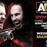 Report: AEW Dynamite 25-03-2020