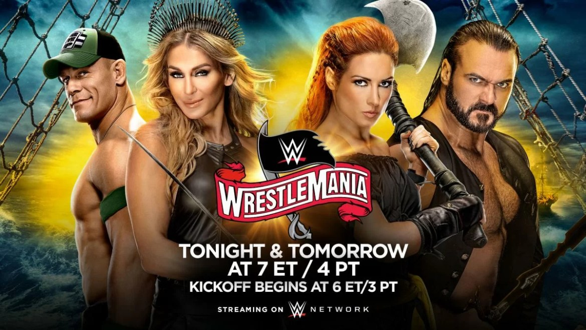 Report: WWE WrestleMania 36 (part 2)
