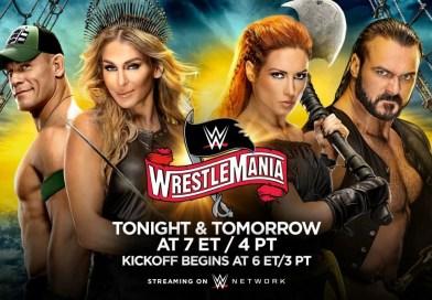 Report: WWE WrestleMania 36
