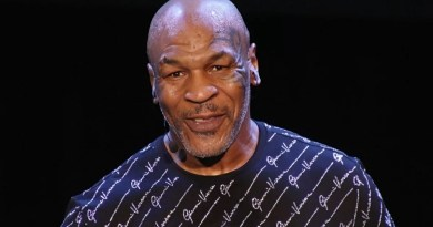 AEW: Mike Tyson avverte Chris Jericho
