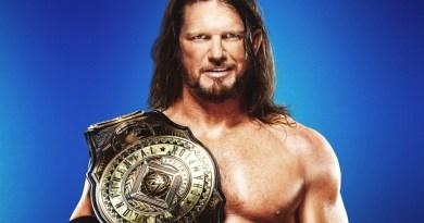 WWE: AJ Styles ha un suggerimento per Raw Underground
