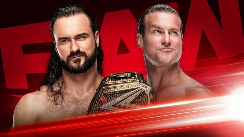 WWE: Risultati WWE Raw 27-07-2020