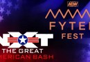 WWE & AEW: Ascolti NXT The Great American Bash & Fyter Fest (prima parte)