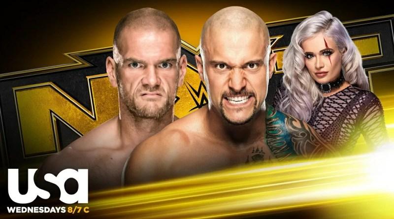 Report: WWE NXT 12-08-2020