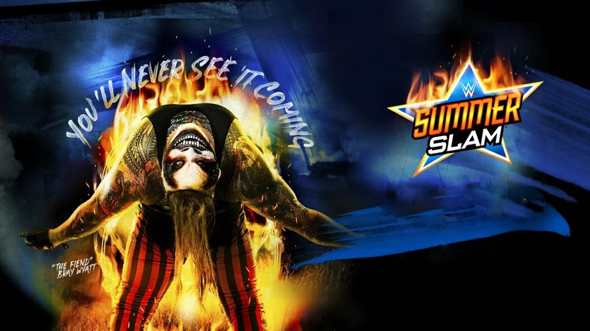 Report: WWE SummerSlam 2020