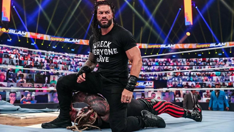WWE: Chi sapeva del ritorno di Roman Reigns?