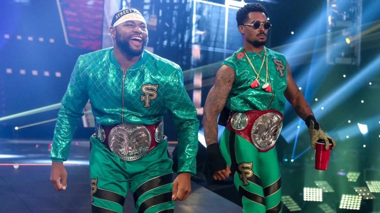 WWE: Chi sfideranno gli Street Profits a Clash Of Champions? *SPOILER*