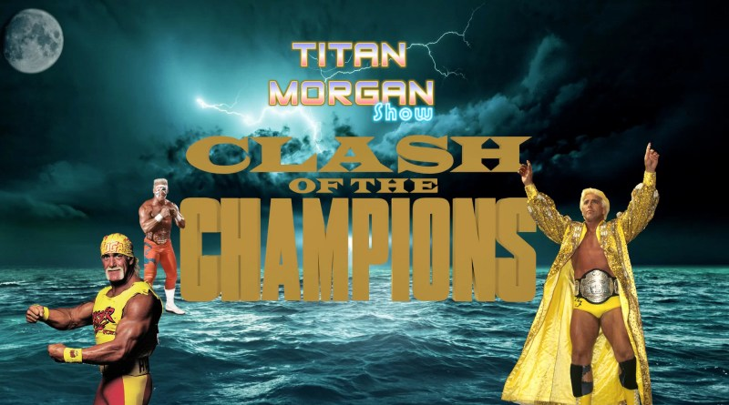 Titan Morgan Show Episodio 13: The Clash of the Champions *VIDEO*
