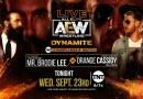 Report: AEW Dynamite 23-09-2020