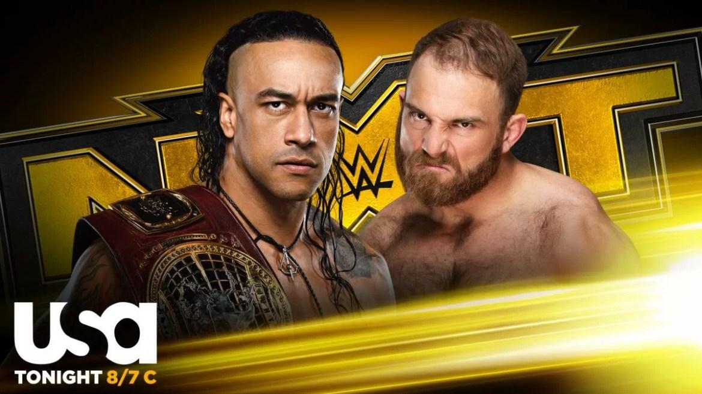 WWE: Risultati WWE NXT 16-09-2020