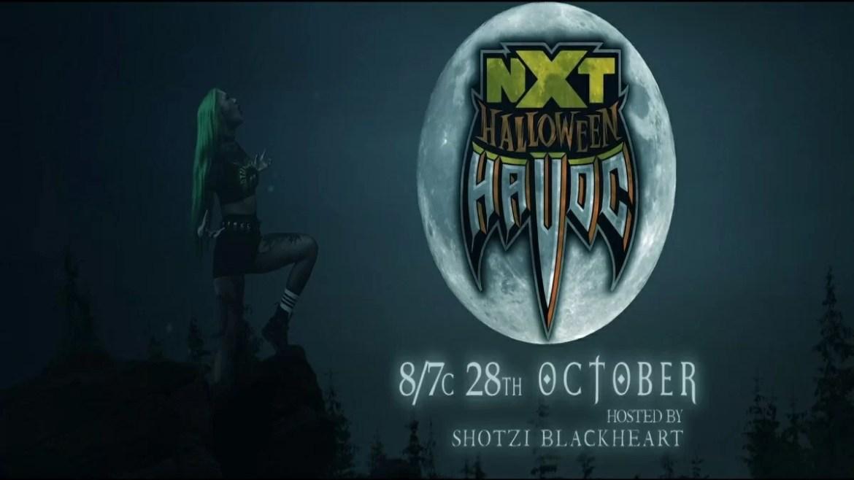 WWE: Ecco tutti i match annunciati per NXT Halloween Havoc (28-10-2020)
