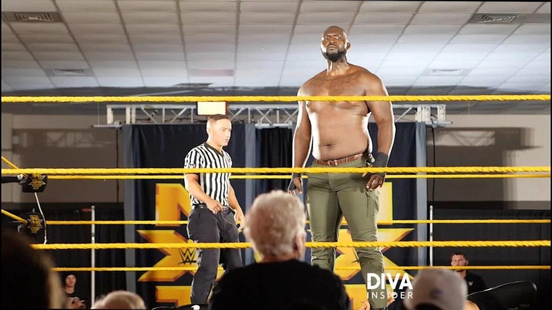 WWE: Come sarà utilizzato Jordan Omogbehin?