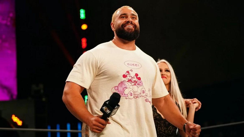 WWE/AEW: Miro commenta l'ultimo episodio di Raw (30-11-2020)