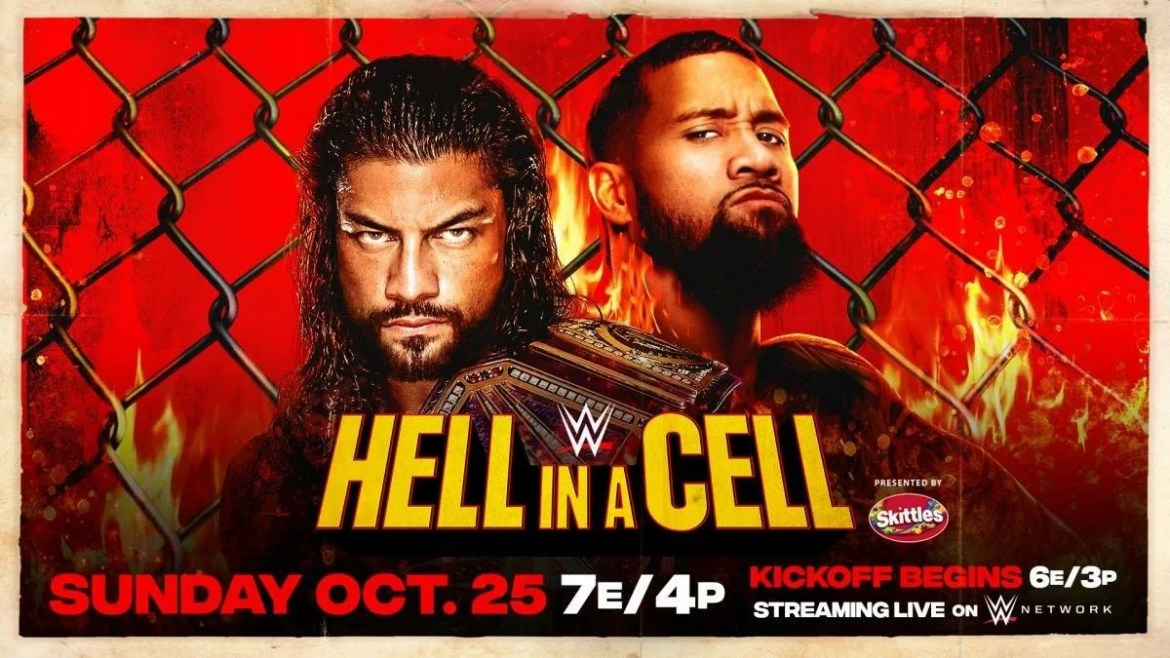 Report: WWE Hell in a Cell 2020
