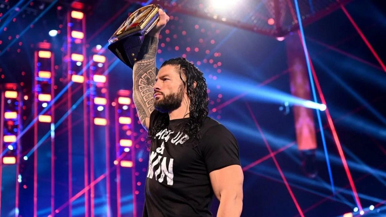 WWE: Aggiornamenti sui piani per lo Universal Championship