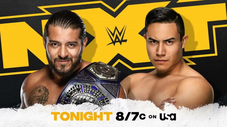 WWE: Risultati WWE NXT 11-11-2020