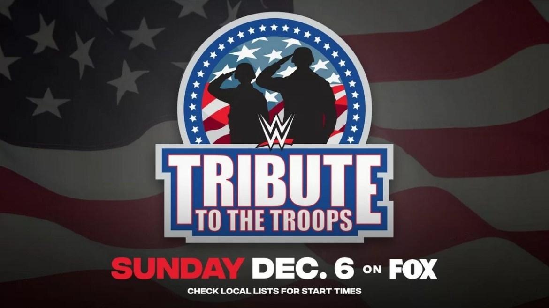 WWE: Dettagli su Tribute To The Troops
