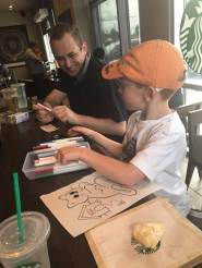 Conner and Jack coloring