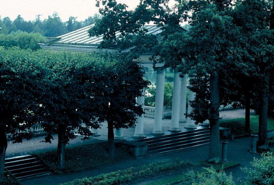 Ностальгия по СССР: Ленинград и его окрестности (1984 г., Стивен Миллер)