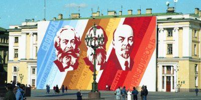 Ностальгия по СССР: В Ленинграде 1989 года