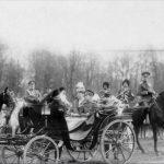 Великолепный парад на Марсовом поле в Петрограде 19 апреля 1916 году