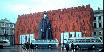Ностальгия по СССР: Джеральд Соломон в Ленинграде 1970г. (Часть 2)