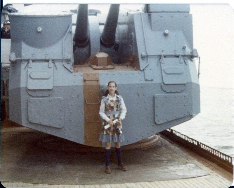 День Военно-Морского флота. 1976