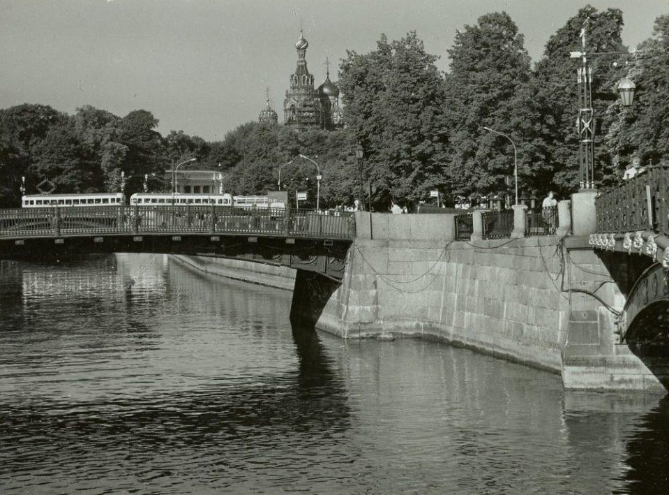 1971. Мойка