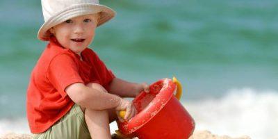 детский пляж (Ушково)