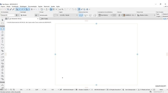 Interface Archicad