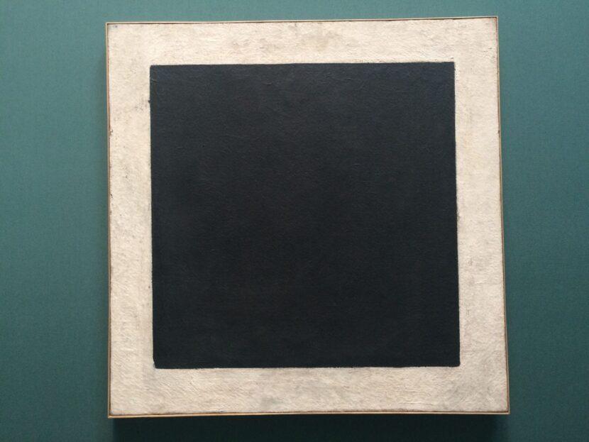 Black Square Malevich.