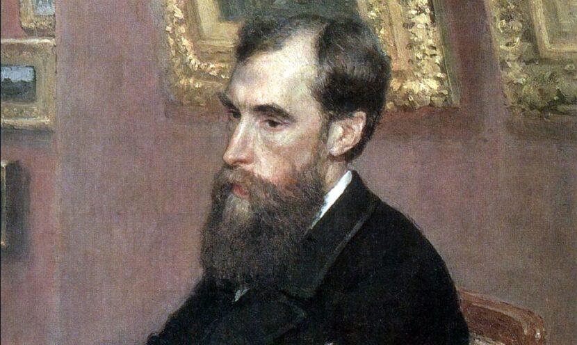 Pavel Tretyakov.