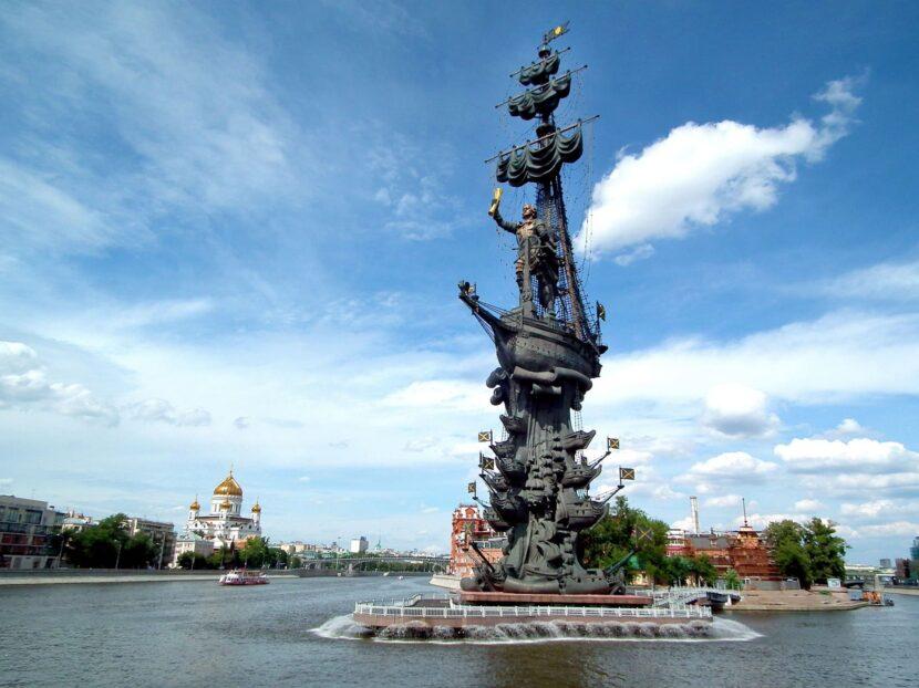 Taxi sa Moscow.