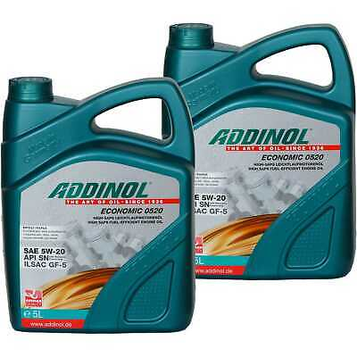 Addinol economic 0520 SAE 5W-20 Image