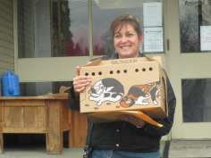 taking home your BC SPCA adopted animal